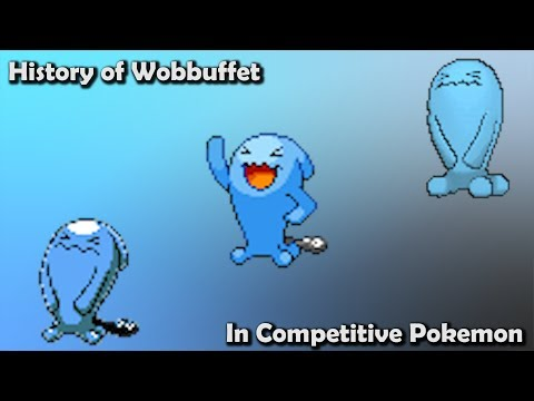 How GOOD was Wobbuffet ACTUALLY? - History of Wobbuffet in Competitive Pokemon (Gens 2-6)