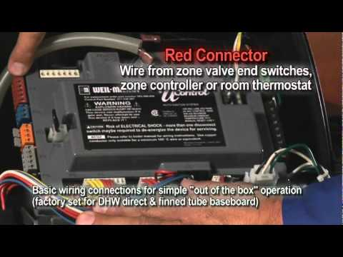 Boiler Thermostat Wiring Diagram 01 Chevy Tahoe 3 Basic And Set Up Youtube
