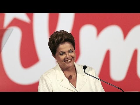 Brazil's Dilma Rousseff faces election runoff