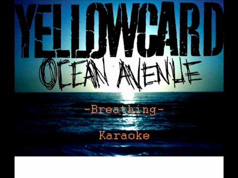 Yellowcard - Breathing - Instrumental/Karaoke