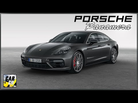 2017 Porsche Panamera 4S Sport Car Walk Tour