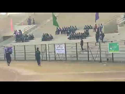 Inter society sports meet at Gatchibowli 2018