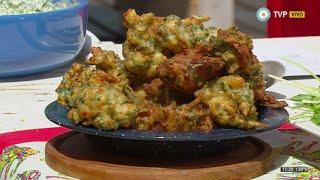 Fácil de hacer: bunuelos fritos de acelga