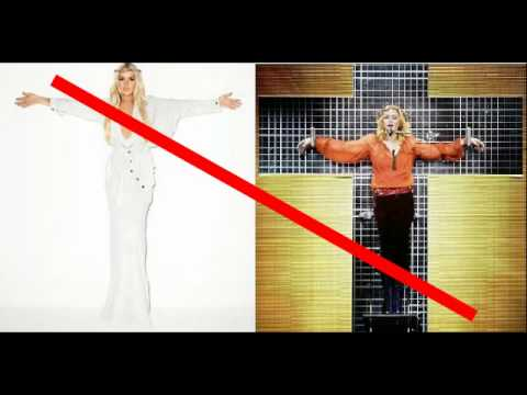 Everyone copies Madonna- that's ridiculous  Secret Project part 6