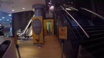 6.OTIS elevators - Pathé Balexert Geneve Switzerland