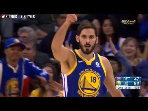 Golden State Warriors vs Detroit Pistons Full Game Highlights  2017 NBA Season October 29, 2017