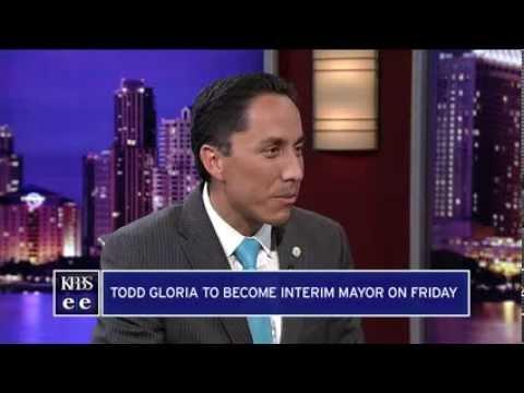 Interim San Diego Mayor Todd Gloria On The New Job