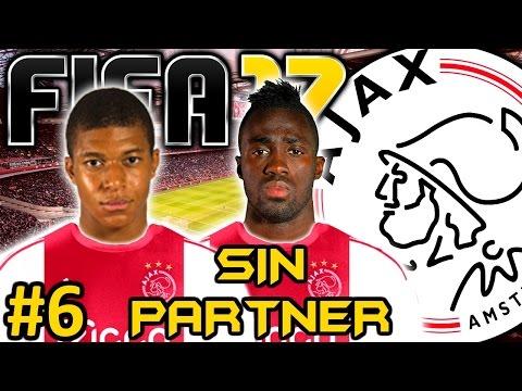 fifa-17-afc-ajax-de-amsterdam-modo-carrera-#6- -esta-liga-va-costar-ganarla- -sin-partner