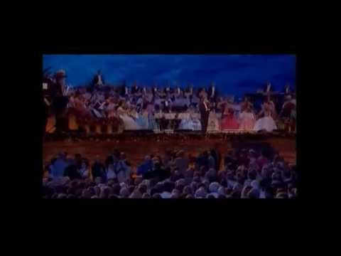 Globeair & Andre Rieu (ITV Channel)
