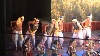Vth b the somaiya school annual function 2015 dance video