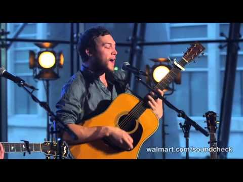 Phillip Phillips 'Man on the Moon' - Walmart Soundcheck