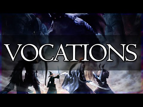 Dragon's Dogma - Starter Tips: Vocations