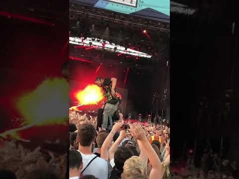 TRAVIS SCOTT - GOOSEBUMPS | KRAKÓW LIVE FESTIVAL 08/18/2017