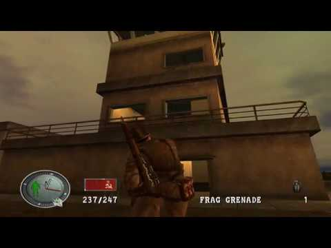 Sniper Elite 1 (Multiplayer) July 2018 - 'Tempelhof Airport |