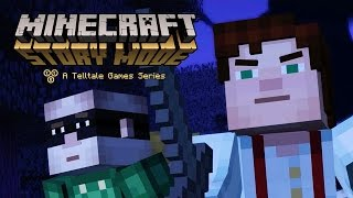 Minecraft: Story Mode Episode 2 - Assembly Required Trailer
