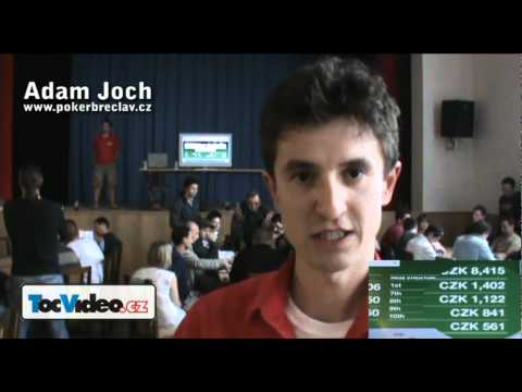 Poker Cup 2010 - Poker texas hold´em - Czech Republic