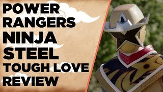 Power Rangers Super Ninja Steel Tough Love Episode Review - Airlim