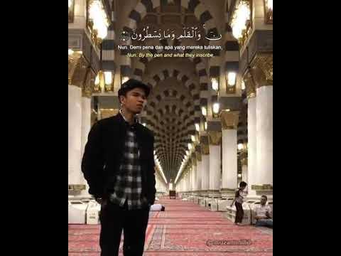 Surah Al-Qalam(67):1-7 Muzammil Hasballah