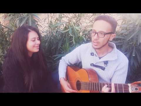Khaoula Moujahid - Mama (guitar cover by Malak & Mouad)