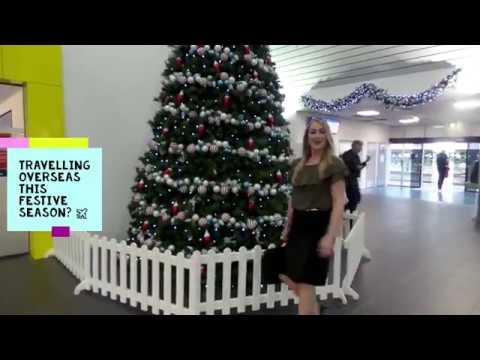 Darwin International Airport - Catalina Lounge