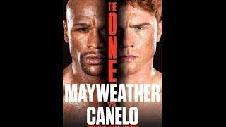 Флойд Мейвезр   против Сауль Альварес Floyd Mayweather vs  Canelo Alvarez  Full Fight   Boxing