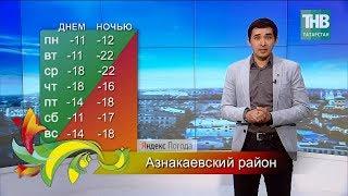 Азнакаево: история и погода. 100 лет ТАССР. Здравствуйте | ТНВ