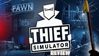 Thief Simulator (Switch) Review (Video Game Video Review)