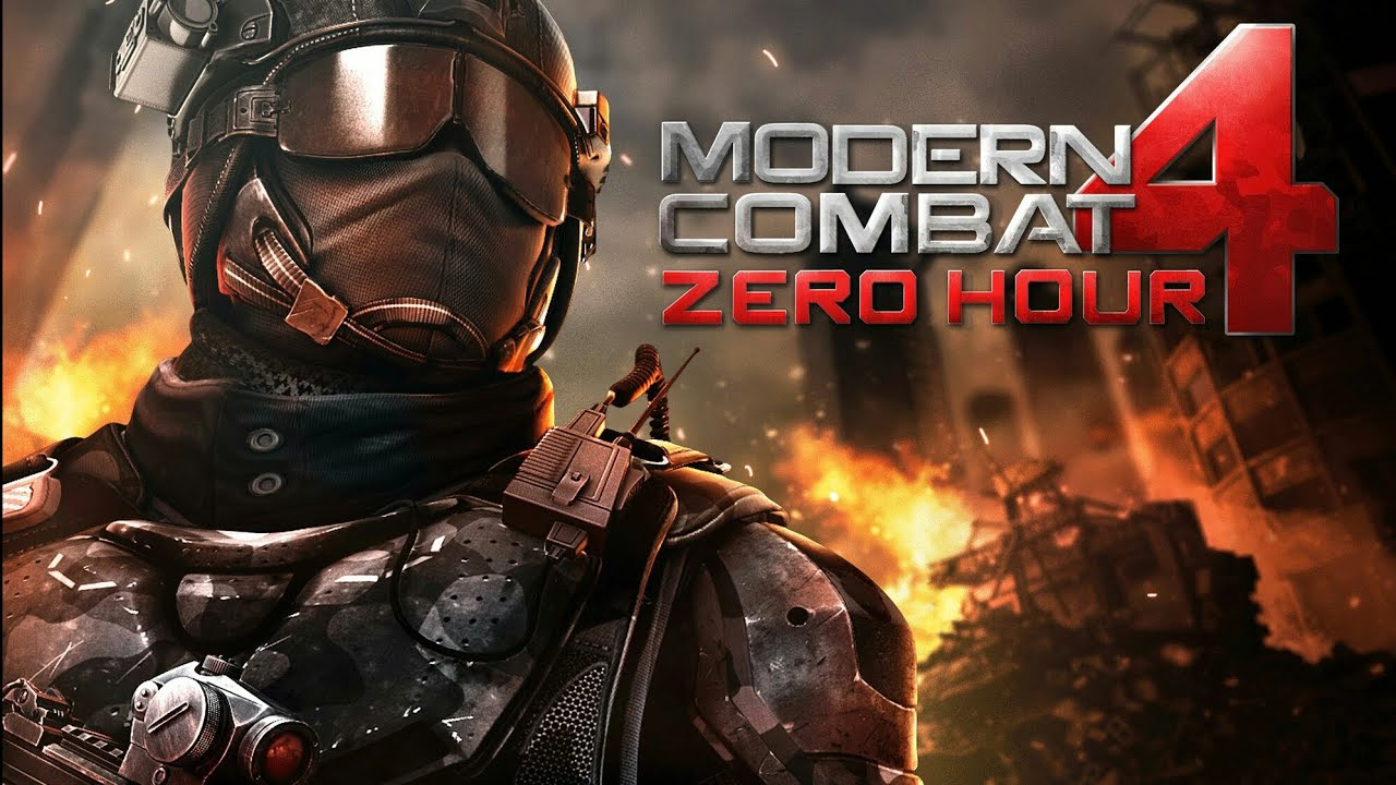 Android modern combat 4 Ios Hack 1 2 1