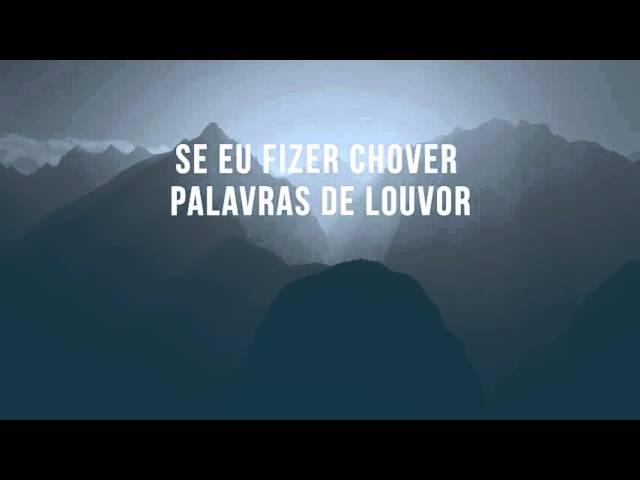 """É De Coração """"Vídeo/Letra Projeção"""" #1"""