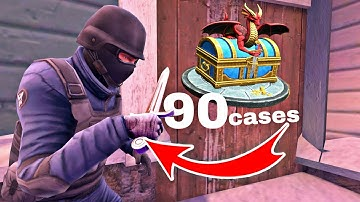 Critical Ops Fantasy Event 90 Case Opening | I GOT THE SW0RD! | Critical Ops 1.17.0 Gameplay
