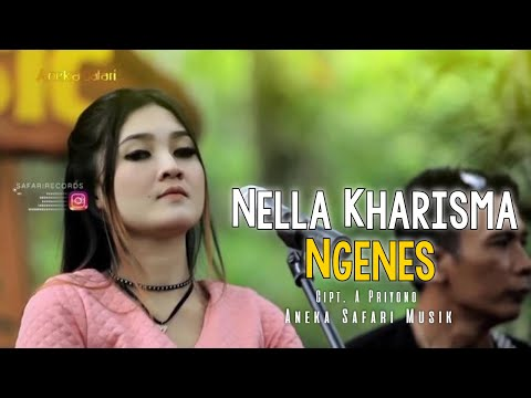 ( #Ngenes ) Nella Kharisma - Ngenes ( Official Music Video )