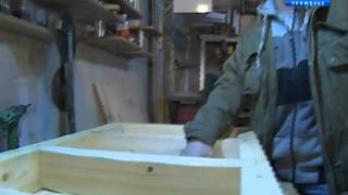 Приморский изобретатель предлагает новый способ строительства домов