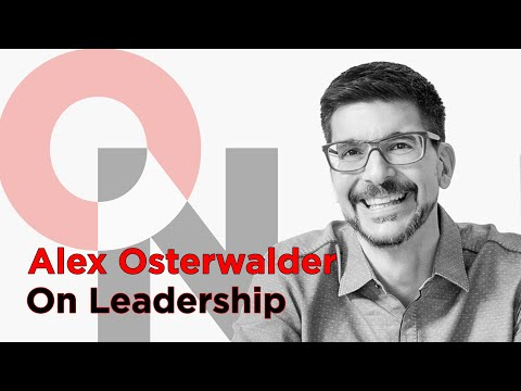 Invest in the Future | Alex Osterwalder | FranklinCovey clip