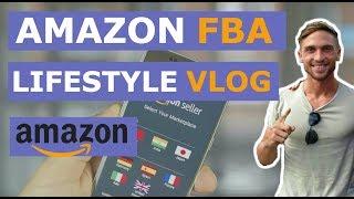 Life As A Full Time Amazon FBA UK Seller - Lifestyle Vlog - Amazon FBA UK thumbnail