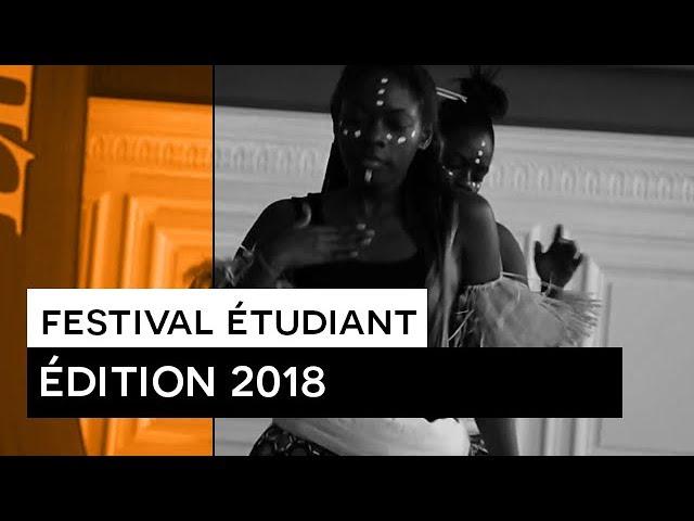 [Clip] Festival Etudiant 2018