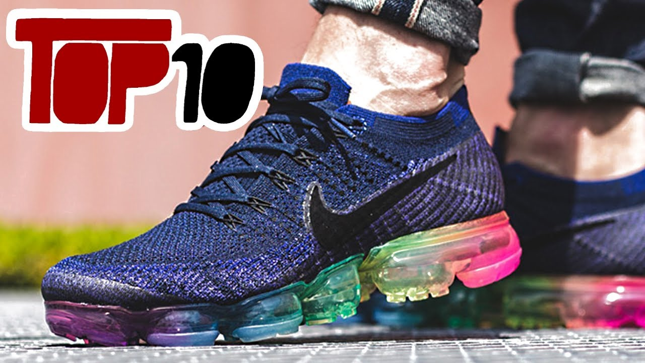 brand new 30d0a 461c8 Top 10 Nike Shoes of 2017