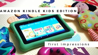Amazon Kindle Kids Edition: Things you should know before buying