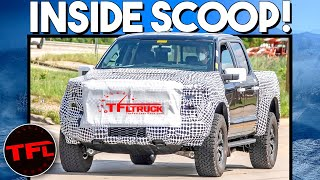 TFL EXCLUSIVE: Here's What's Under The 2021 Ford F-150 Raptor's Hood — Not One, But TWO Engines!