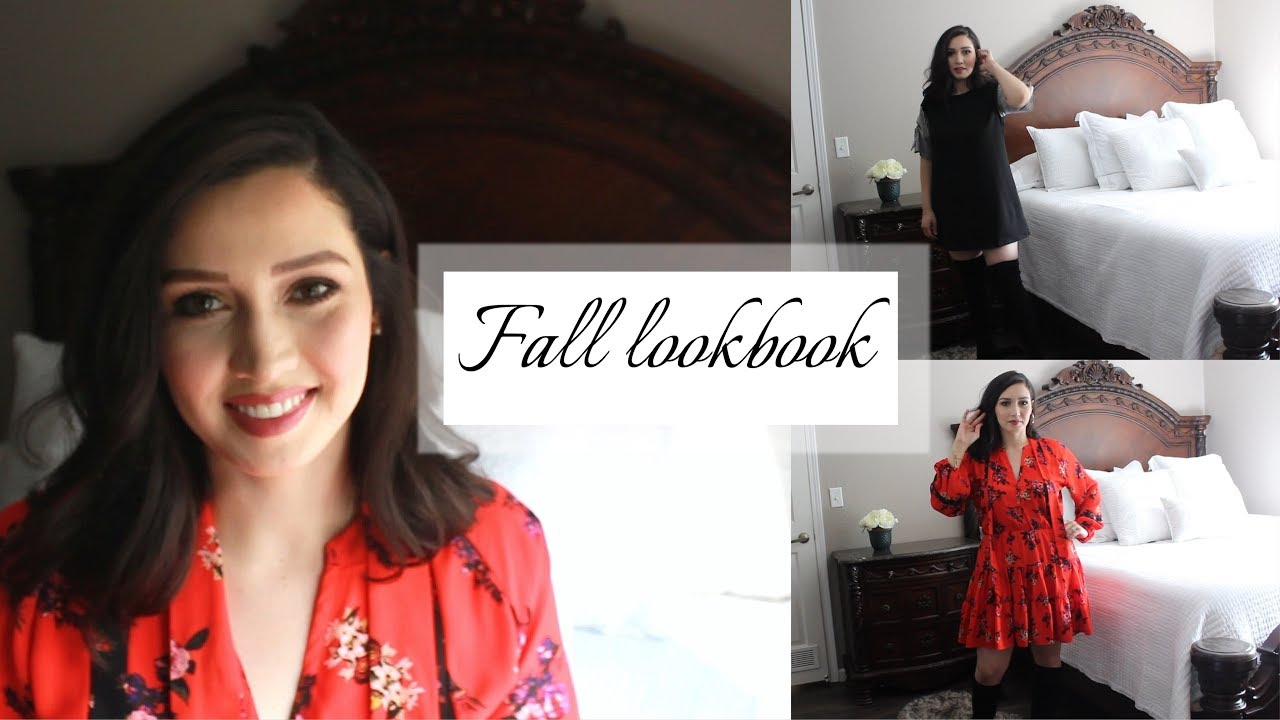[VIDEO] - FALL LOOKBOOK 2018 | EASY ON TREND OUTFITS | WHAT TO WEAR THIS FALL |  laura glammomma 3
