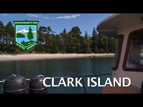 Boaters Guide - Clark Island