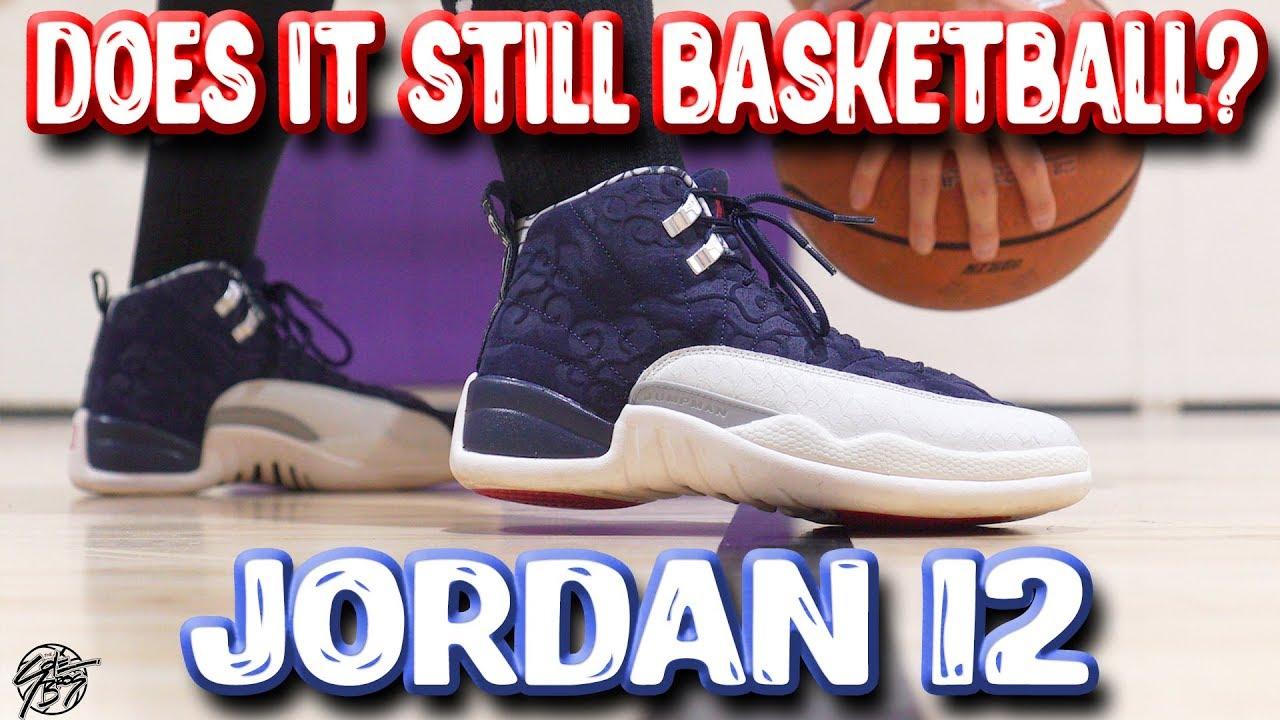 basket air jordan 12