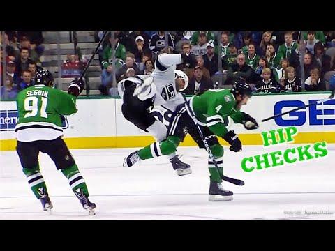 (NHL) HIP CHECKS