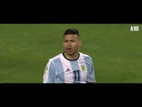 Sergio Aguero vs Chile (07.06.2016)