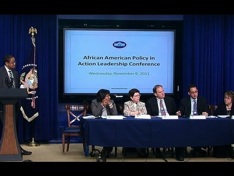 African American Policy in Action Leadership Conference Session I