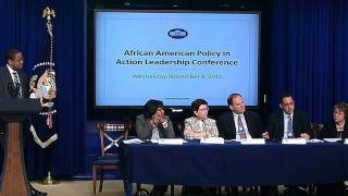 African American Policy in Action Leadership Conference Session I Mp3