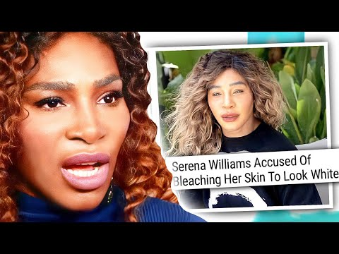 Download Serena Williams Speaks On Being Called Out For Lightening Her Skin