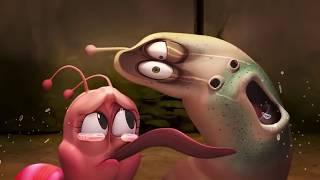 LARVA | LARVA'S COMPILACIÓN DEL DÍA DE VALENTINA | Dibujos animados para niños