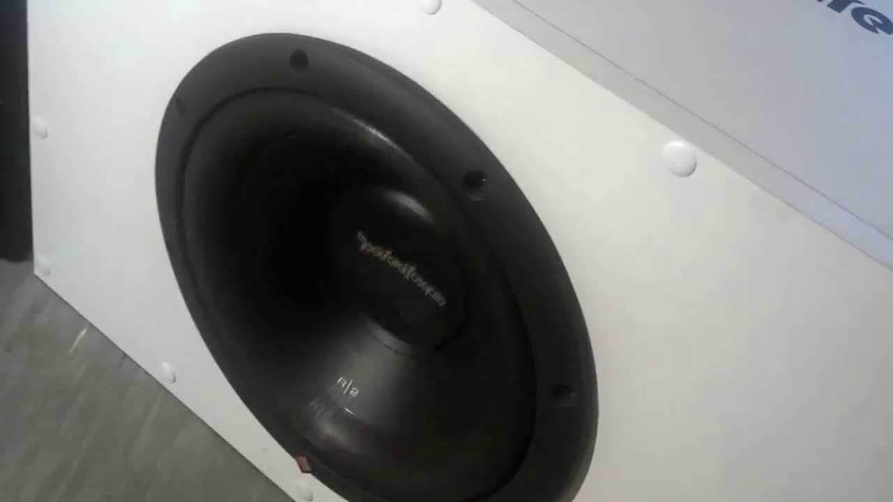 Rockford Fosgate R2d4 10 Bass I Love You Youtube Bazooka Tube Wiring Diagram Also Dual Voice Coil Subwoofer