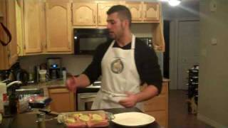 Rosemary Marinated Salmon - Musclecook Tv - Muscle Building Recipes