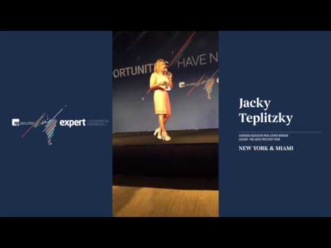 Selling to the affluent - EXPERT Latin American Conference: a conversation with Jacky Teplitzky